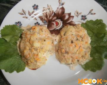Рыбные котлеты из филе трески в духовке – простой и вкусный рецепт приготовления с пошаговыми фото