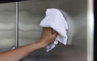 Чем мыть новый холодильник внутри и нужно ли это делать перед включением?