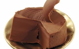 Шоколадное масло – рецепты домашнего приготовления, польза и вред