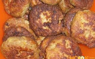 Рецепт вкусных котлет из свино-говяжьего фарша с манкой с пошаговыми фото в домашних условиях