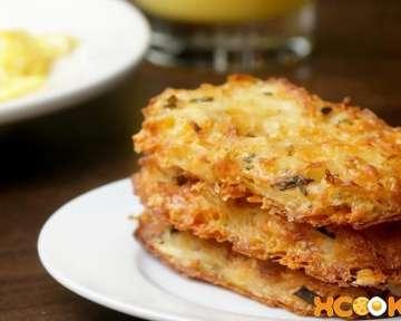 Вкусные картофельные драники с сыром – простой пошаговый рецепт приготовления с фото