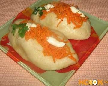 Бигоди – рецепт с фото, как приготовить корейские пирожки