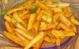 Вкусные жареные макароны без варки – пошаговый фото рецепт, как приготовить на сковороде по-армянски