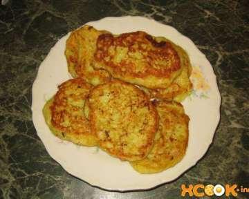 Вкусные кабачковые оладьи – рецепт с фото, как их приготовить пошагово