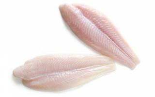Филе пангасиуса — калорийность, полезные свойства и вред