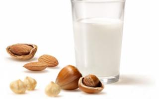 Состав и польза орехового молока, его применение в косметологии; рецепт как приготовить напиток в домашних условиях