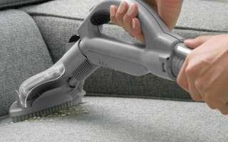 Как почистить обивку дивана в домашних условиях от пятен грязи, мочи, кофе и от неприятного запаха?