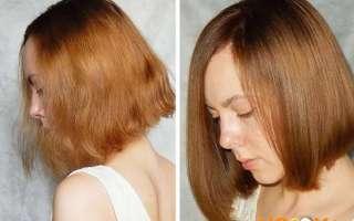 Ламинирование волос желатином — домашний рецепт красоты с пошаговыми фото