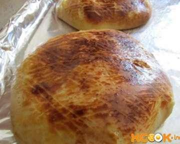 Азербайджанская выпечка кята – пошаговый фото рецепт приготовления булочек