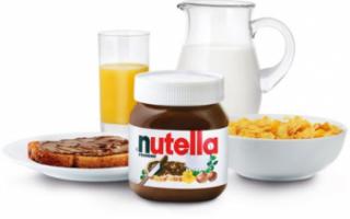 Паста Нутелла – описание и состав продукта; польза и вред; как приготовить в домашних условиях (фото и видео)