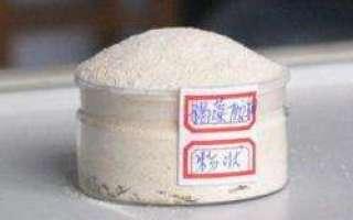 Пищевой стабилизатор Е402 Альгинат калия — полная характеристика добавки