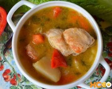 Вкусный гуляш из курицы с подливкой – рецепт с фото, как его приготовить в домашних условиях пошагово