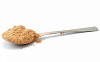 Сухая смесь для кекса — состав, польза и вред