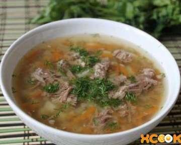 Суп с гречневой крупой и мясом – пошаговый рецепт с фото, как его варить в домашних условиях