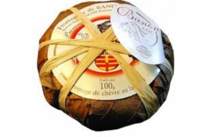 Характеристика свойств сыра Банон: его польза и вред, пищевая и энергетическая ценность