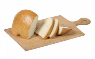 Хлеб пшеничный — состав по ГОСТу, калорийность, виды и сорта