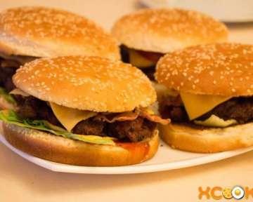 Бургеры в домашних условиях – пошаговый рецепт с фото, как их сделать с котлетой