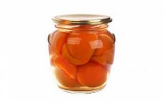 Абрикосовый компот — калорийность, польза и вред