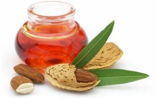 Миндальное масло — состав, полезные свойства и особенности применения