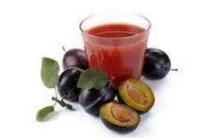 Польза и вред сливового сока