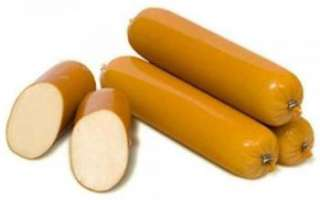 Колбасный сыр — описание пользы и вреда этого продукта, а также его состав