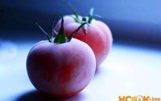 Как в домашних условиях правильно заморозить на зиму свежие помидоры?