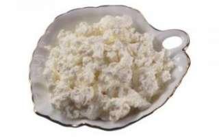 Свойства и польза жирного творога, его калорийность и применение в кулинарии