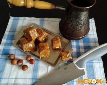 Испанское лакомство туррон — пошаговый рецепт с фото