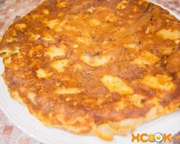 Вкусный испанский омлет с картофелем – простой рецепт приготовления тортильи с пошаговыми фото
