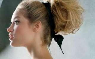 Объемный пучок из волос — как сделать с ним красивую стильную прическу (подробные инструкции с фото)?