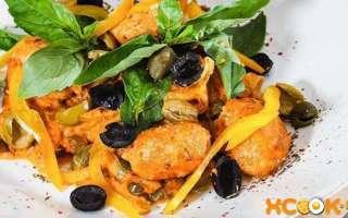 Фрикадельки из рыбы — простой фото рецепт приготовления блюда в сливочно-томатном соусе