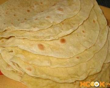 Армянский лаваш на сковороде — рецепт приготовления в домашних условиях с фото
