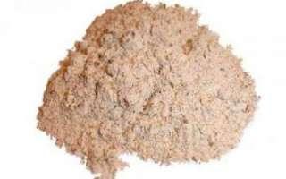 Описание состава муки ржаной обдирной по ГОСТу, её польза и противопоказание; рецепты с хлебопекарным продуктом