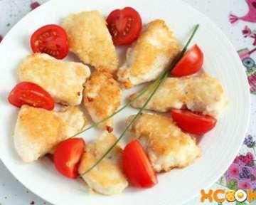 Пошаговый фото рецепт приготовления вкусных домашних куриных наггетсов