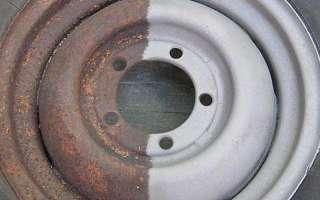 Разные способы удаления ржавчины с металла в домашних условиях
