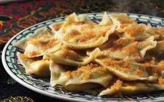 Таджикский тухум-барак – пошаговый рецепт приготовления с фото