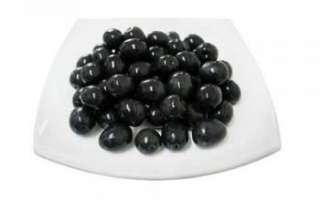 Консервированные маслины — калорийность, польза и вред