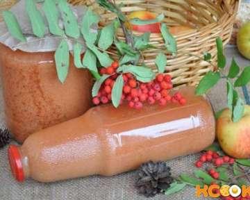Рецепт, как приготовить на зиму морковно-яблочный сок через соковыжималку с фото