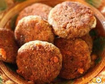 Котлеты из баклажанов «И мяса не надо» — простой фото рецепт, описывающий, как приготовить вкусные баклажанные котлеты