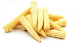 Мини-кукуруза — рецепты приготовления и секреты выращивания