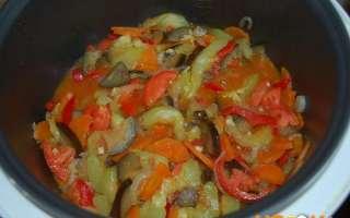 Диетические тушеные овощи в мультиварке — вкусный рецепт с фото, как приготовить