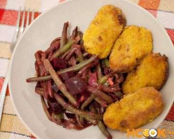 Постные морковные котлеты с манкой – приготовление по простому пошаговому рецепту с фото