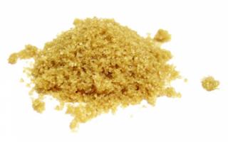 Коричневый тростниковый сахар коричневый — его польза и вред, состав, а также описание того, как отличить подделку