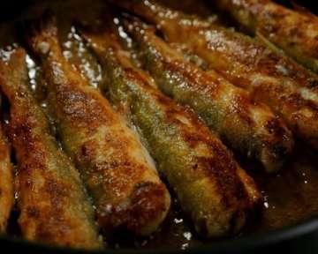 Вкусные рецепты приготовления ряпушки