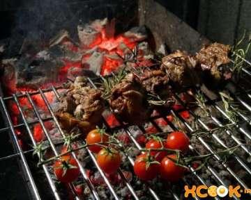 Шашлык по-узбекски из баранины — фото рецепт, как приготовить