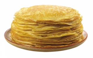 Калорийность и состав блинов, описание продукта с фото; рецепты, как приготовить в домашних условиях с видео; использование в кулинарии; польза и вред