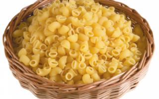 Макароны рожки – состав, калорийность и описание; как варить правильно в кастрюле и мультиварке; применение продукта
