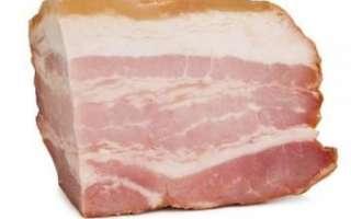 Свиная грудинка (свежая) — характеристика пользы с фото, показатель ее калорийности