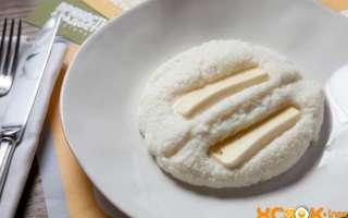 Мамалыга с сыром – пошаговый рецепт с фото, как её готовить в домашних условиях