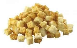 Сухарики – полезные свойства и вред, калорийность и приготовление